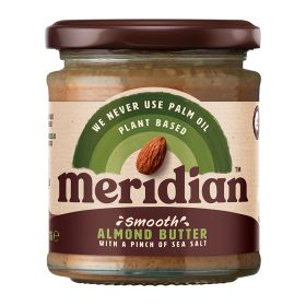 Smooth Almond Butter - Salted 6x170g