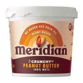 Crunchy Peanut Butter - Unsalted 6x1kg