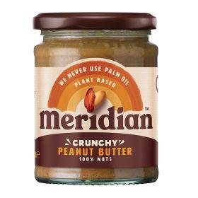 Crunchy Peanut Butter - Unsalted 6x280g