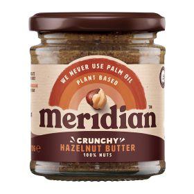 Crunchy Hazelnut Butter 100% 6x170g