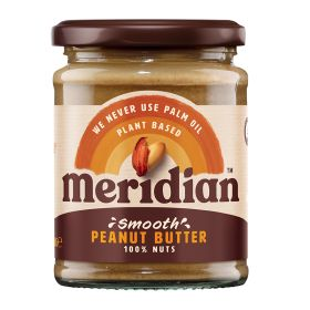 Smooth Peanut Butter - Unsalted 6x280g