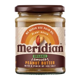 Smooth Peanut Butter - Salted - Organic 6x280g