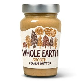 Smooth Peanut Butter - Salted 6x340g