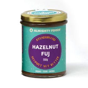 Hazel Fuj Gourmet Nut Butter - Organic 8x200g