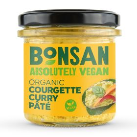 Courgette Curry Pate - Organic 6x135g