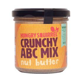 Crunchy ABC Mixed Nut Butter 6x150g