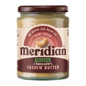 Smooth 100% Cashew Butter - Organic 6x470g