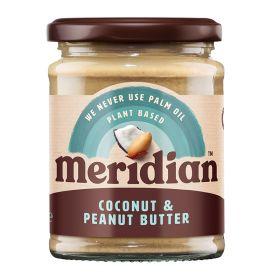 Peanut & Coconut Butter - vegan recipe 6x280g