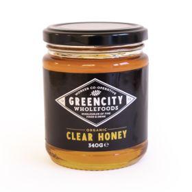 Clear Honey - Organic 6x340g