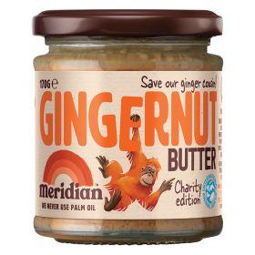 'Ginger Nut' Spiced Peanut Butter Spread 6x170g