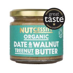 Date & Walnut Butter - Organic 6x180g