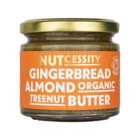 Gingerbread Almond Butter - Organic 6x180g