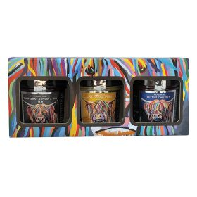 McCoo Festive Flavours Gift Pack 1x(3x120g)