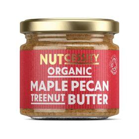 Maple & Pecan Butter - Organic 6x180g