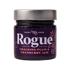 Cracking Plum & Cranberry Jam 6x260g