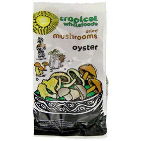 Dried Oyster Mushrooms 6x25g