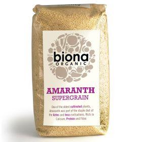 Amaranth Grain - Organic 6x500g