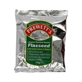 Ground Flaxseed - Organic 6x175g