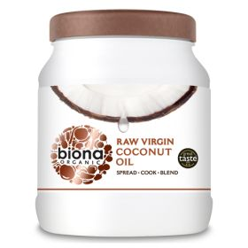 Raw Virgin Coconut Oil - Organic 6x1.2kg