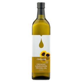 Sunflower Frying Oil - Organic 6x1lt