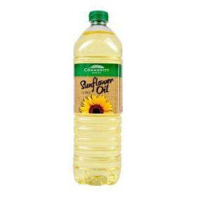 Sunflower Oil (Refined) 15x1lt