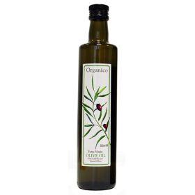 Spanish Olive Oil EV - Organic 6x50cl
