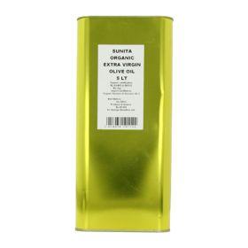 Olive Oil (XV) Greek  - Organic 1x5lt