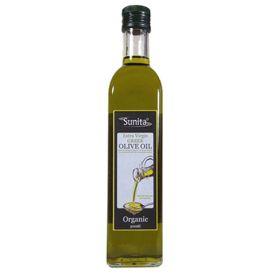 Greek Olive Oil (XV) - Organic 6x500ml