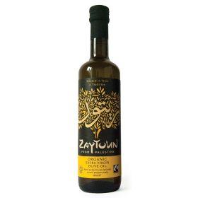Palestinian Extra Virgin Olive Oil - Organic 6x500ml