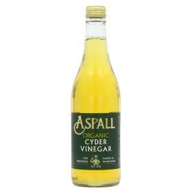 Cyder Vinegar - Organic 6x500ml