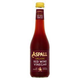 Red Wine Vinegar - Organic 6x350ml