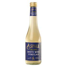 White Wine Vinegar - Organic 6x350ml
