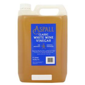 Classic White Wine Vinegar 1x5lt