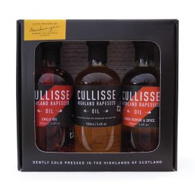 Gift Set Chilli,MixedPepper&Spice,Natural Rapeseed Oil 1x(3x