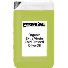Olive Oil (XV) - Organic 1x25lt