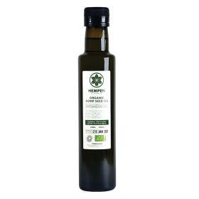 Hemp Seed Oil - Organic 6x250ml