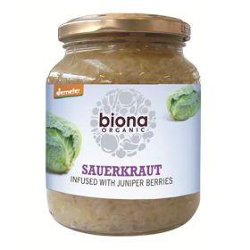 Sauerkraut - Organic 6x350g