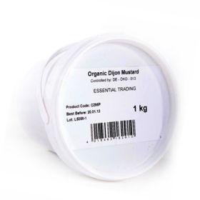 Dijon Mustard - Organic 1x1kg