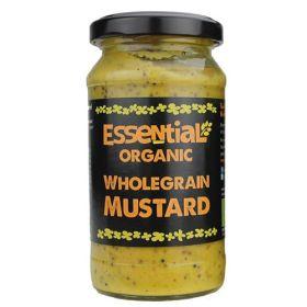 Wholegrain Mustard - Organic 6x200g
