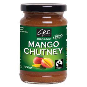 Mango Chutney - Organic 6x300g
