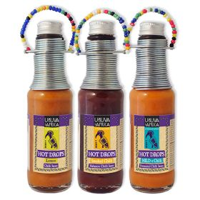 Hot Drops - Ghost Chilli Sauce *FT* 6x125ml