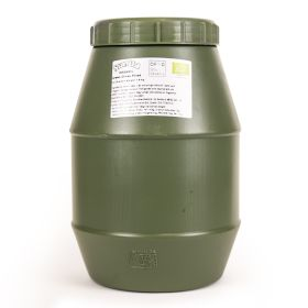 Pitted Green Olives - Organic 1x1.8kg