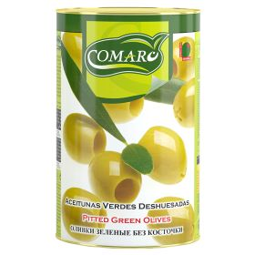 Pitted Green Olives 1x2kg