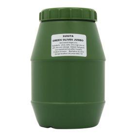 Jumbo Green Olives 1x2kg