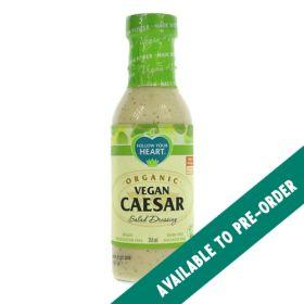 Caesar Salad Dressing - Organic 6x355ml