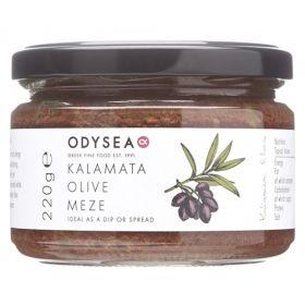 Greek Kalamata Olive Meze 6x220g