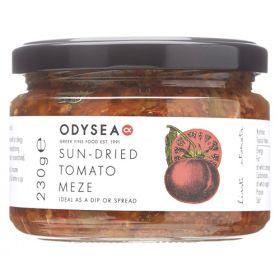 Greek Sun-Dried Tomato Meze 6x230g