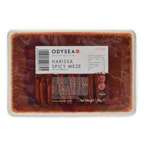 Spicy Harissa Meze - Tray 1x1.5kg