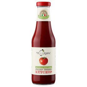 Naturally Sweetened Ketchup - Organic 6x480g