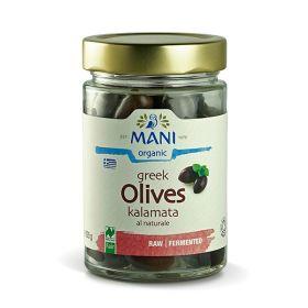 Kalamata Olives - Organic 6x205g